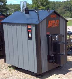 brute force outdoor wood boilers